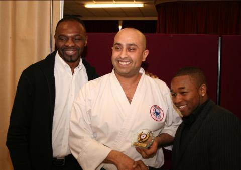 Annual Awards 2008 (10) Winner of Best Newcomer