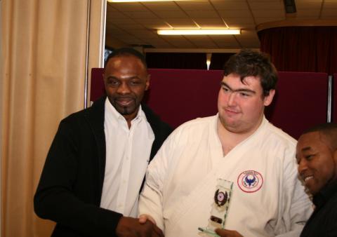 Annual Awards 2008 (8) Winner of Senior Student of the Year